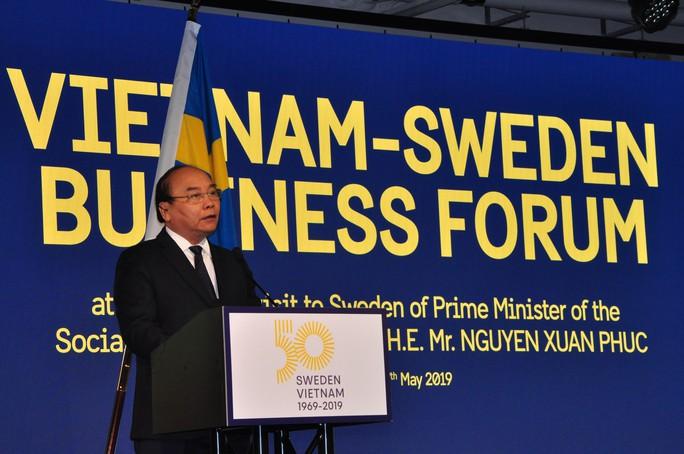 Việt Nam và Thụy Điển mở hướng đầu tư mới trong thời đại cách mạng công nghiệp 4.0 - Ảnh 4.