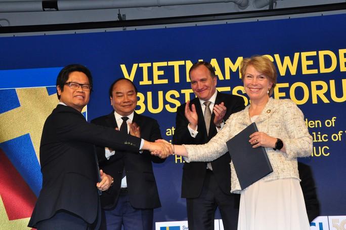 Việt Nam và Thụy Điển mở hướng đầu tư mới trong thời đại cách mạng công nghiệp 4.0 - Ảnh 1.