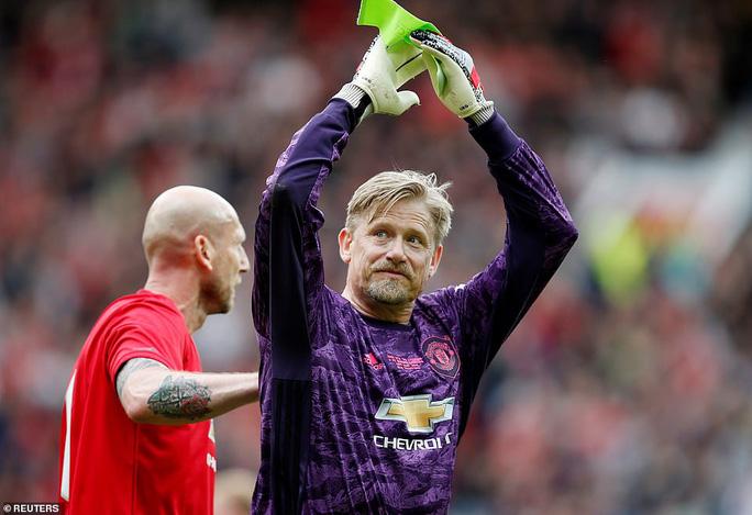 Ferguson tái xuất, Man United đè bẹp Bayern Munich ở Old Trafford - Ảnh 4.