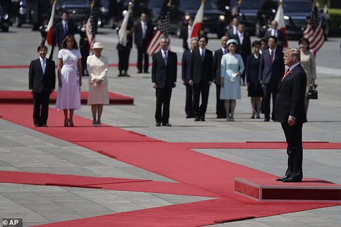 Nhật Bản cố tình sắp xếp ông Trump gặp tân Nhật hoàng, vì sao? - Ảnh 2.