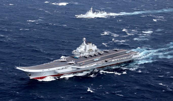 Hải quân Trung Quốc thắt lưng buộc bụng chi tiêu vì chiến tranh thương mại? - Ảnh 1.