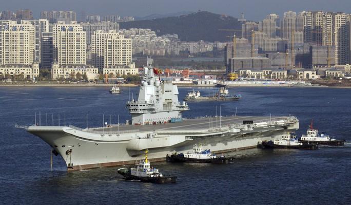 Hải quân Trung Quốc thắt lưng buộc bụng chi tiêu vì chiến tranh thương mại? - Ảnh 2.