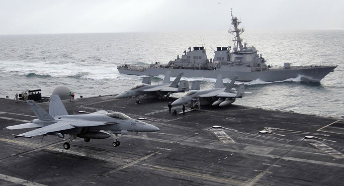Mỹ chiến tranh với Iran, Nga hưởng lợi - Ảnh 2.