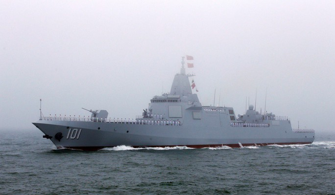Hải quân Trung Quốc thắt lưng buộc bụng chi tiêu vì chiến tranh thương mại? - Ảnh 3.
