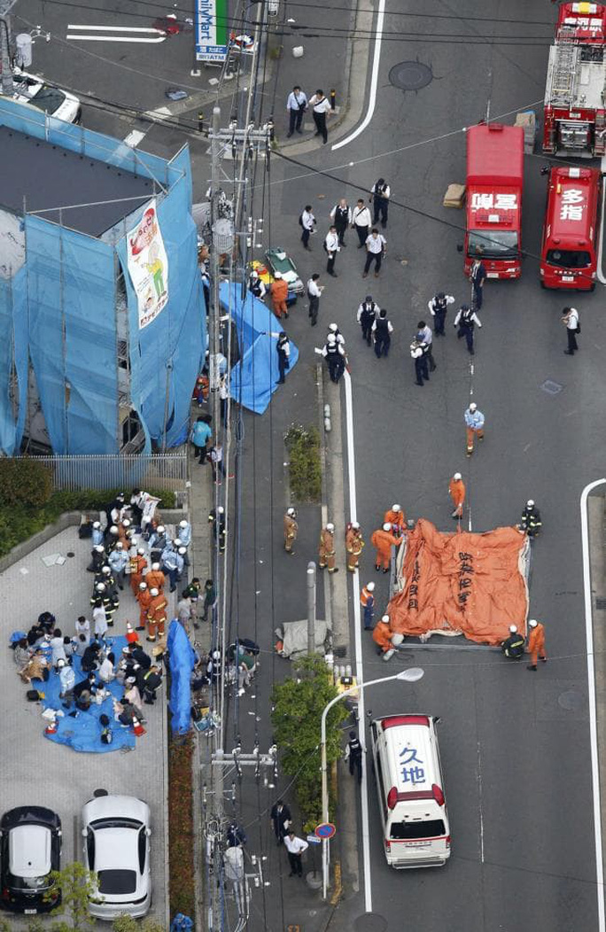 Nhật Bản: 2 người chết, 17 người bị thương trong vụ tấn công bằng dao - Ảnh 5.