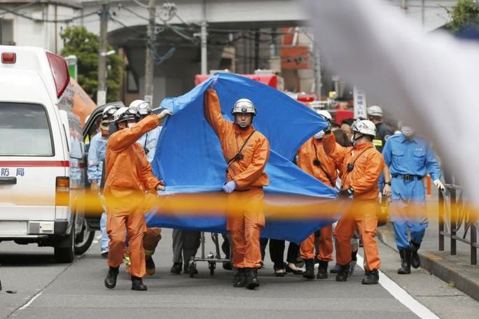 Nhật Bản: 2 người chết, 17 người bị thương trong vụ tấn công bằng dao - Ảnh 3.
