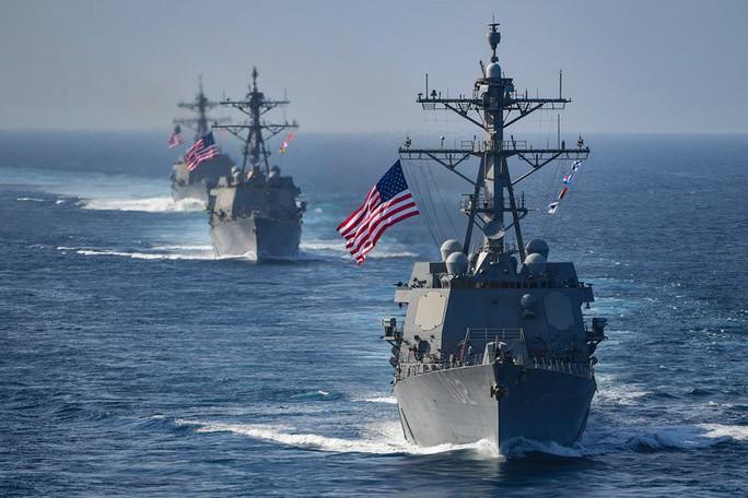Tàu Trung Quốc đeo bám tàu Úc ở biển Đông  - Ảnh 2.