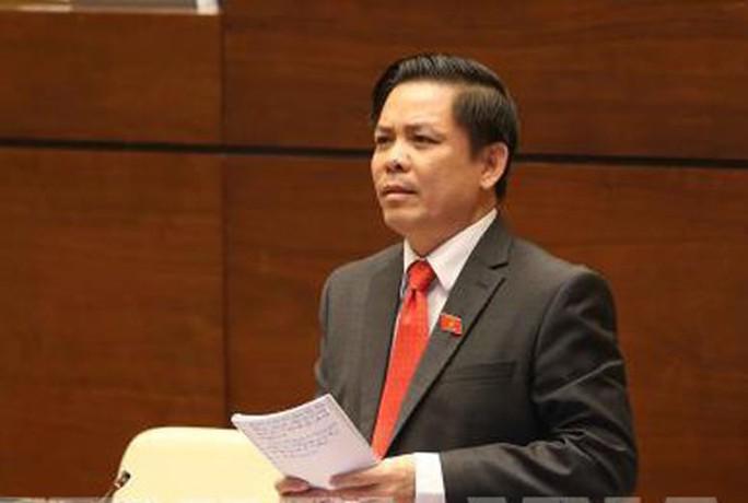 Chốt 4 Bộ trưởng đăng đàn trả lời chất vấn Quốc hội - Ảnh 3.