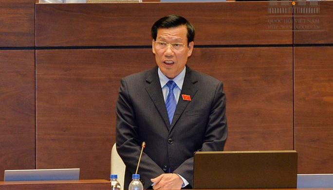 Chốt 4 Bộ trưởng đăng đàn trả lời chất vấn Quốc hội - Ảnh 4.
