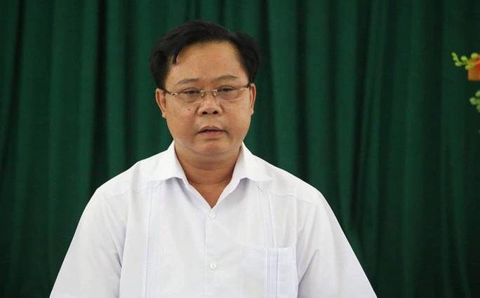 Trần tình lý do để ông Phạm Văn Thủy làm Trưởng ban chỉ đạo thi THPT năm 2019 tại Sơn La - Ảnh 1.