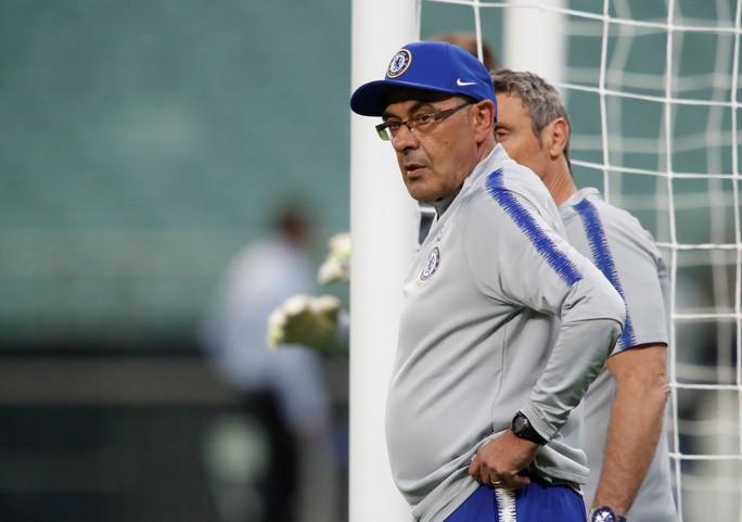 Chelsea tung hỏa mù về việc David Luiz tranh cãi với Higuain khiến Sarri bất mãn? - Ảnh 7.