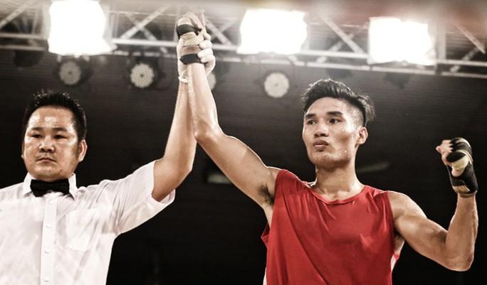 Nguyễn Văn Hải tranh đai vô địch IBO với võ sĩ Trung Quốc - Ảnh 4.