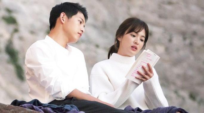 Song Joong Ki lên tiếng về tin đồn ngoại tình, hôn nhân trục trặc - Ảnh 3.
