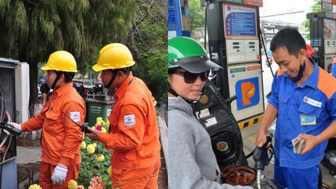 Giá điện và xăng dầu tăng kéo CPI tháng 5 tăng mạnh - Ảnh 1.