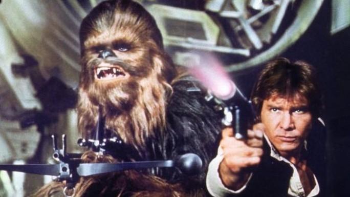 Chewbacca Peter Mayhem của Star wars qua đời - Ảnh 1.