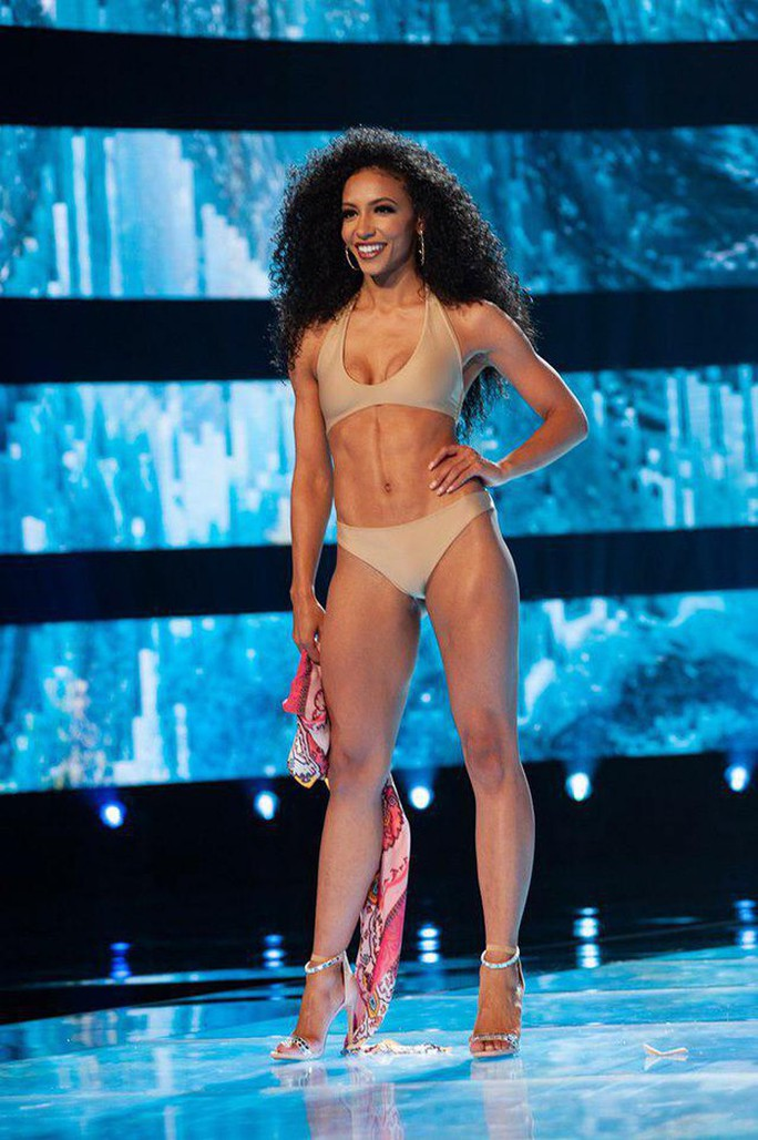 Nữ luật sư đăng quang Hoa hậu Mỹ 2019 - Ảnh 4.