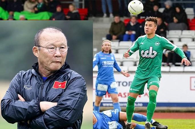 Vì sao HLV Park Hang-seo không gặp thủ môn Filip Nguyễn? - Ảnh 2.