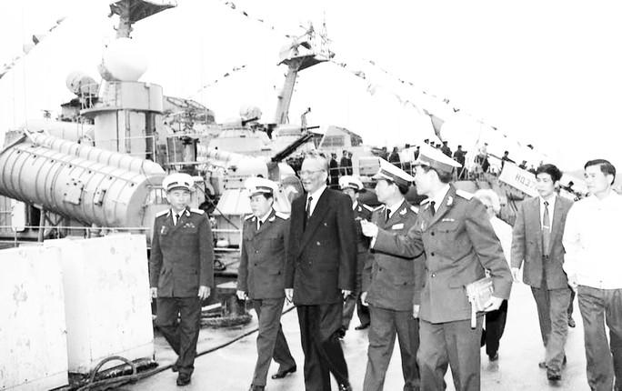 Bài viết của Thủ tướng Nguyễn Xuân Phúc về Đại tướng Lê Đức Anh - Ảnh 1.