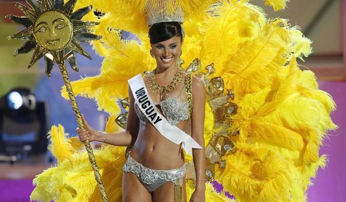 Hoa hậu Hoàn vũ Uruguay 2006 chết bất thường ở khách sạn - Ảnh 1.