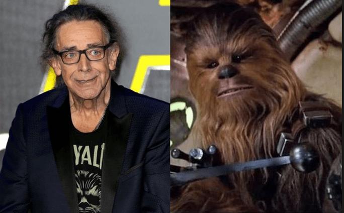 Chewbacca Peter Mayhem của Star wars qua đời - Ảnh 3.