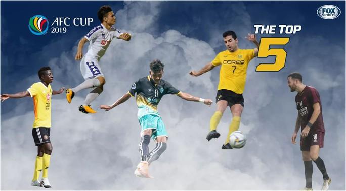 Quang Hải lọt top 5 tuyển thủ xuất sắc nhất AFC Cup 2019 - Ảnh 2.