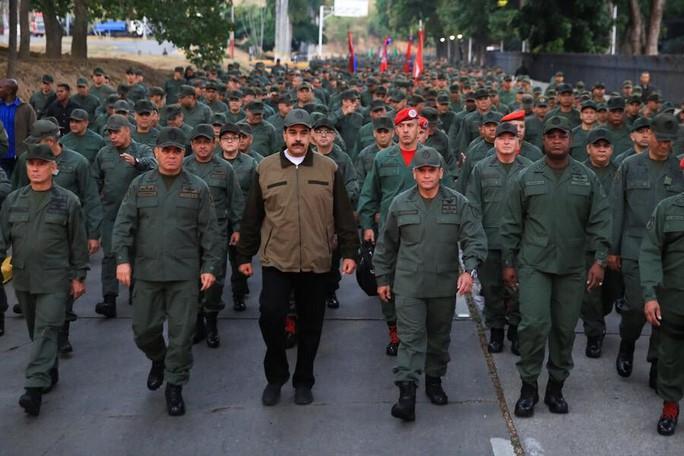 Nga lên kế hoạch ngăn Mỹ can thiệp quân sự Venezuela - Ảnh 2.