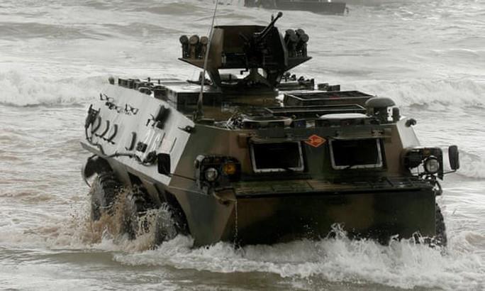 Lầu Năm Góc cảnh báo Trung Quốc tăng cường sức mạnh quân sự - Ảnh 2.