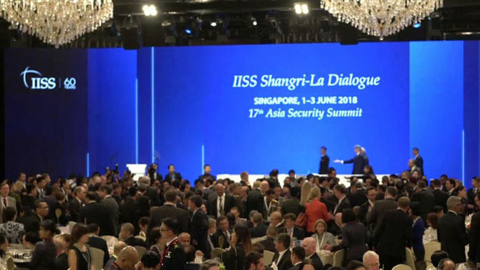 Tại sao Trung Quốc cử đại diện tới Shangri-La 2019? - Ảnh 1.
