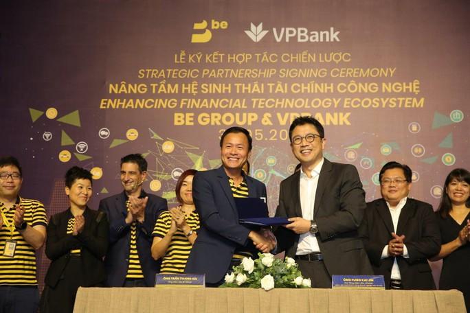 Ứng dụng gọi xe thuần Việt lấn sân sang ví điện tử - Ảnh 2.
