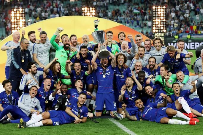 Pháo tịt ngòi ở Baku, Chelsea đăng quang Europa League - Ảnh 10.