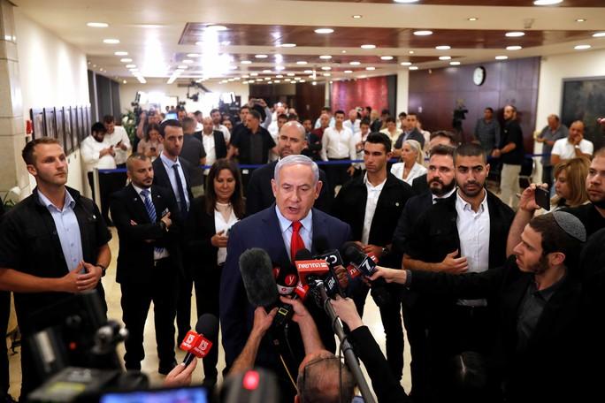 Israel rơi vào khủng hoảng chính trị mới - Ảnh 1.