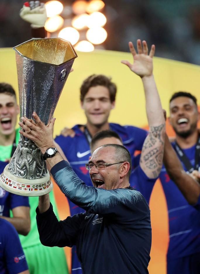 Pháo tịt ngòi ở Baku, Chelsea đăng quang Europa League - Ảnh 11.