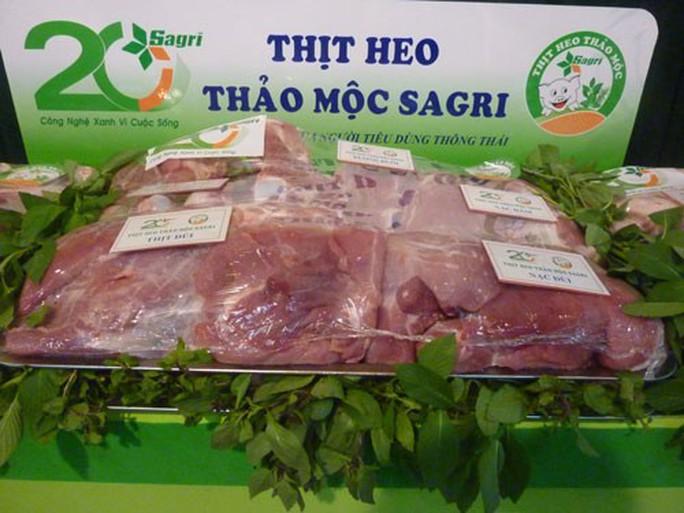 Thịt heo thảo mộc Sagri giảm giá 20% - Ảnh 1.