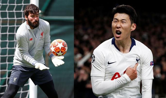 Chung kết Champions League: Liverpool - Tottenham: Châu Á trông đợi Son Heung-min - Ảnh 1.