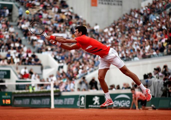 Tay vợt Việt kiều vào vòng 3 Roland Garros sau khi hạ gục Verdasco - Ảnh 3.