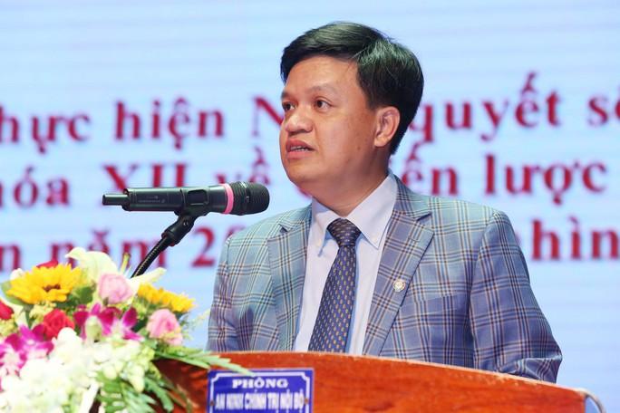 Việt Nam sẽ trở thành quốc gia biển mạnh, phát triển bền vững - Ảnh 2.