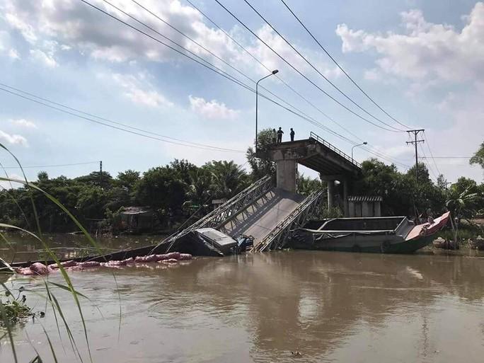 Bộ trưởng GTVT có công điện khẩn sau vụ cầu BOT bị sập  - Ảnh 4.