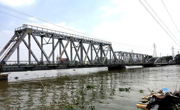Sở GTVT TP HCM nói gì về số phận cầu đường sắt Bình Lợi? - Ảnh 2.