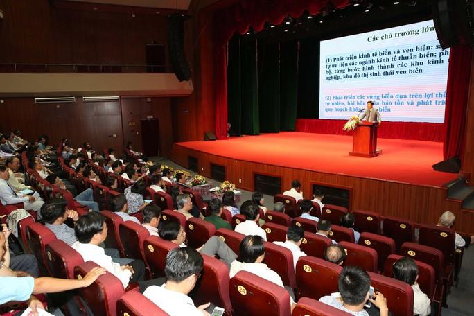 Việt Nam sẽ trở thành quốc gia biển mạnh, phát triển bền vững - Ảnh 3.