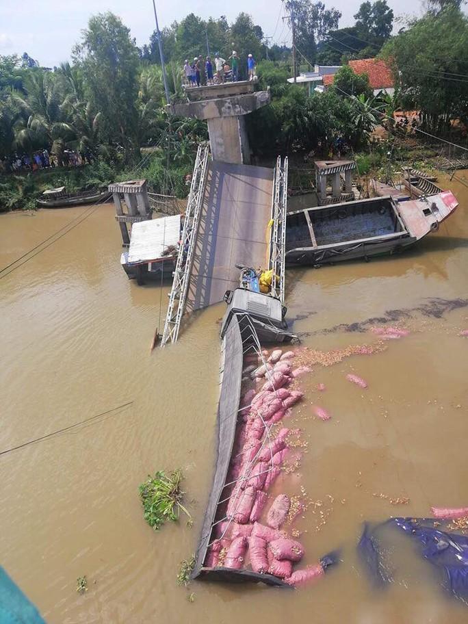 Bộ trưởng GTVT có công điện khẩn sau vụ cầu BOT bị sập  - Ảnh 5.