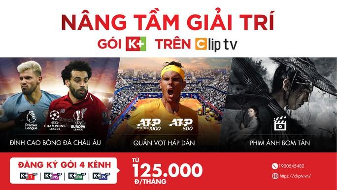 Khán giả Việt có thêm lựa chọn xem Ngoại hạng Anh trên thiết bị di động - Ảnh 1.