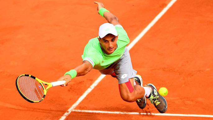 Tay vợt Việt kiều vào vòng 3 Roland Garros sau khi hạ gục Verdasco - Ảnh 1.