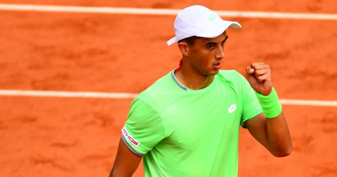 Tay vợt Việt kiều vào vòng 3 Roland Garros sau khi hạ gục Verdasco - Ảnh 2.