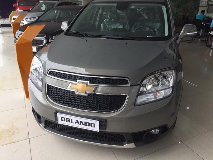 Chevrolet Việt Nam triệu hồi hơn 7.500 xe để thay túi khí - Ảnh 1.