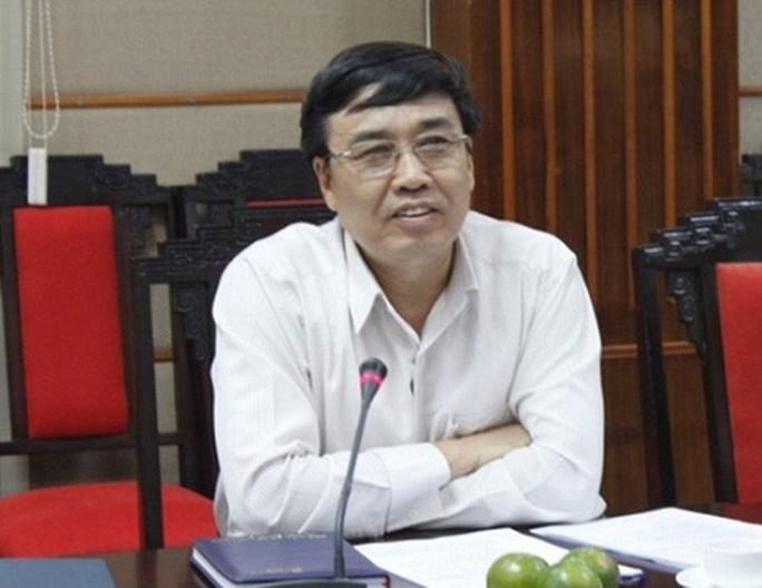 Cựu thứ trưởng Lê Bạch Hồng bị đề nghị truy tố - Ảnh 1.