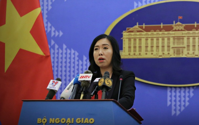 Phản đối Trung Quốc cấm đánh bắt cá ở Biển Đông - Ảnh 1.