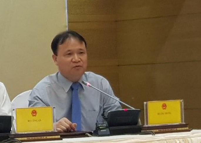 Thứ trưởng Bộ Công Thương: Giá điện, xăng khi chưa công bố là thông tin mật - Ảnh 1.