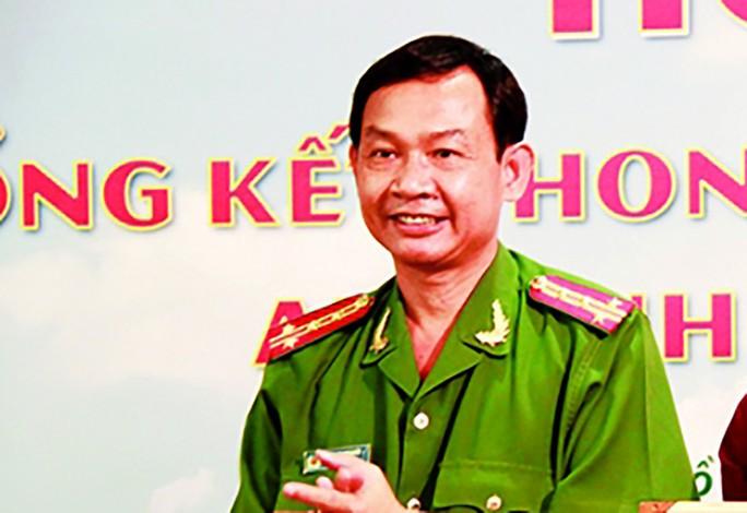 Đại tá Đinh Thanh Nhàn thay thế vị trí Thiếu tướng Phan Anh Minh - Ảnh 1.