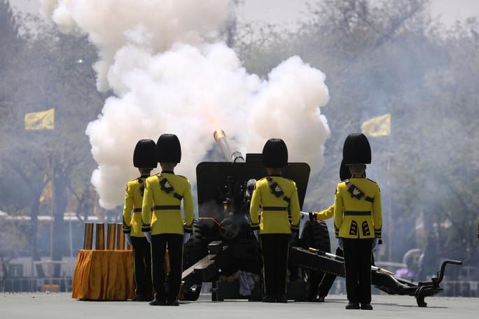 Thái Lan tổ chức lễ đăng quang của Quốc vương - Ảnh 16.