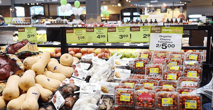 Thị trường organic Canada tăng trưởng mạnh - Ảnh 1.